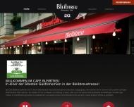 Bild Webseite Nima Naghshejahan - Cafe Bleibtreu - Berlin