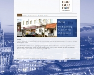 Bild Webseite Hotel-Restaurant Bürgerhof Inh. Denis Bosnic Köln