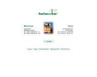 Website Bartmuss Bau