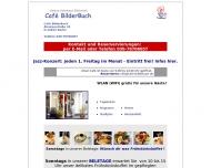 Bild Webseite Café BilderBuch Berlin