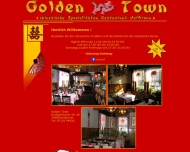 Bild Webseite China Restaurant Golden Town Heilbronn