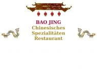 Bild Webseite China Restaurant Bao Jing Stuttgart