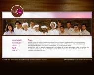 Website De Luca Restaurant