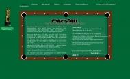 Bild Webseite Crazy Ball Billardcafé Köln