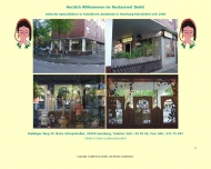 Bild Webseite Delhi Restaurant Indische Spezialitäten Hamburg