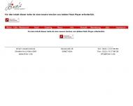 Bild Webseite Diner's Köln