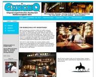 Bild Webseite El Gaucho Restaurant Köln