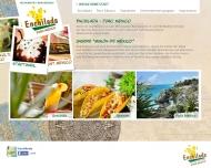 Bild Webseite Enchilada Restaurant München