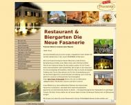 Bild Webseite Volker Alex München