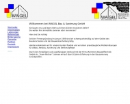 Bild Webseite  Ursberg