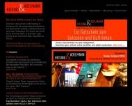 Das Restaurant Heising Adelmann, im Herzen von K?ln