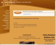 Bild Webseite Goldene Lilie München