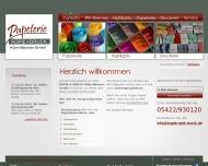 Bild Webseite Gub Gastronomie Berlin