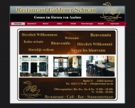Website Goldener Schwan