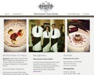Bild Webseite Haus Ecker Köln