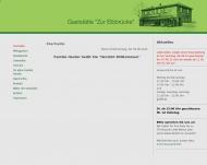 Bild Webseite Zur Elbbrücke Kay und Axel Harder Gaststätte Hamburg