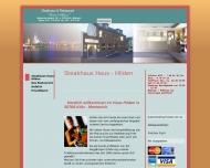 Bild Webseite Haus Hilden Köln