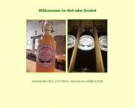 Bild Webseite Restaurant Hell oder Dunkel Berlin