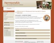 Bild Webseite Herrmanns-Eck Berlin