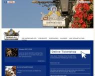 Bild Webseite Hofbräukeller München