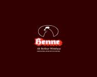 Bild Webseite Henne Alt-Berliner Wirtshaus Berlin