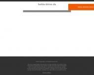 Bild Bier & Wein Etablissement Hohle Birne UG (haftungsbeschränkt)