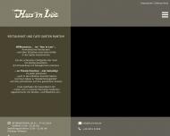 Bild Webseite Hus in Lee Sylt-Ost