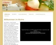 Bild Webseite Il Mulino München