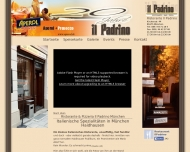 Bild Webseite Il Padrino München