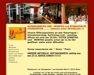 Bild Im Steingarten Dorothee Hentschel Restaurant