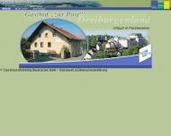 Bayerischer Wald Pension Gasthof zur Post Urlaub in F?rstenstein Bayern im Dreiburgenland Passauer L...