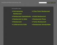 restaurantkervansaray.de - Informationen zum Thema restaurantkervansaray.