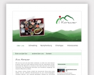 Bild Webseite Koreanischer Imbiss Zum Koreaner München
