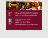Bild Webseite Knippschild's Restaurant Köln