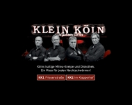 Bild Webseite Klein-Köln Köln