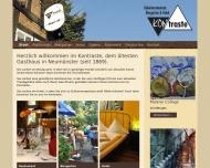 Bild Kontraste Galerierestaurant, Biergarten & Hotel Biergarten