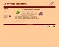 Bild Webseite Restaurante La Foresta Berlin