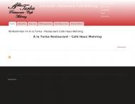 Website Landhaus Mehring