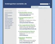 Bild Webseite Lindengarten Berlin
