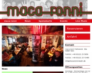 Bild Maca-ronni Restaurant GmbH