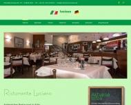 Ristorante Luciano - Italienisches Restaurant in K?ln seit 1969