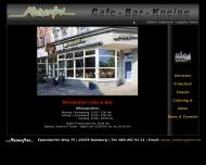 Bild Webseite Meisenfrei Café Bar Kneipe Hamburg