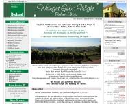 Bild Webseite  Münchweiler am Klingbach