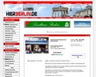 Bild Webseite Restaurant Nea Knosso Berlin