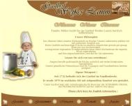 Gasthof Wei?es Lamm - Willkommen auf unserer Homepage