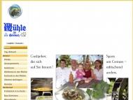 Bild Webseite Landhotel Mühle zu Gersbach Schopfheim