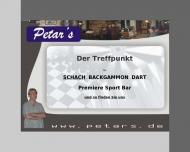 Bild Webseite Petar's München