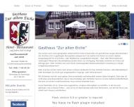 Bild Webseite Zur Alten Eiche Inh. Gerd Pien Hamburg