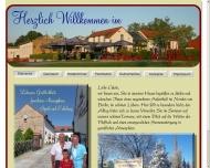 Bild Webseite Pension Zum Lübarser Hufeisen Berlin