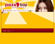 pizzaboy Pizzaservice Lieferservice online bestellen